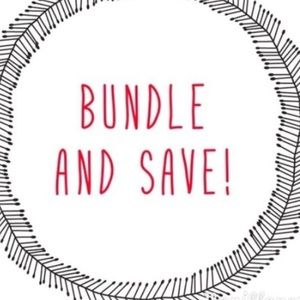 Other - 10% off a bundle of 3 or more!